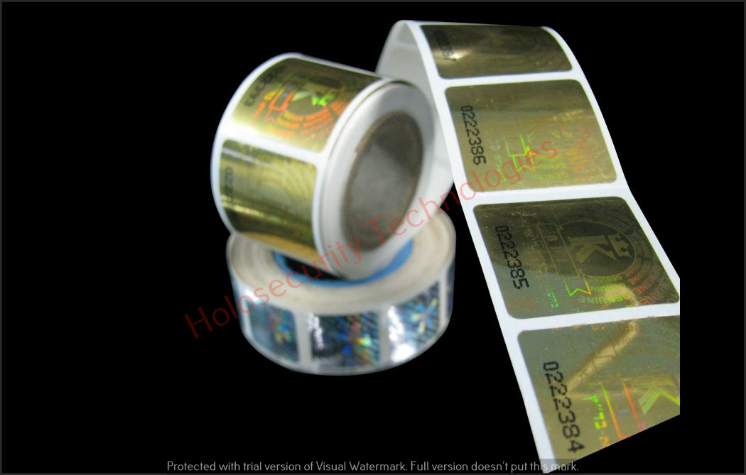 Holograms with Inkjet Printing